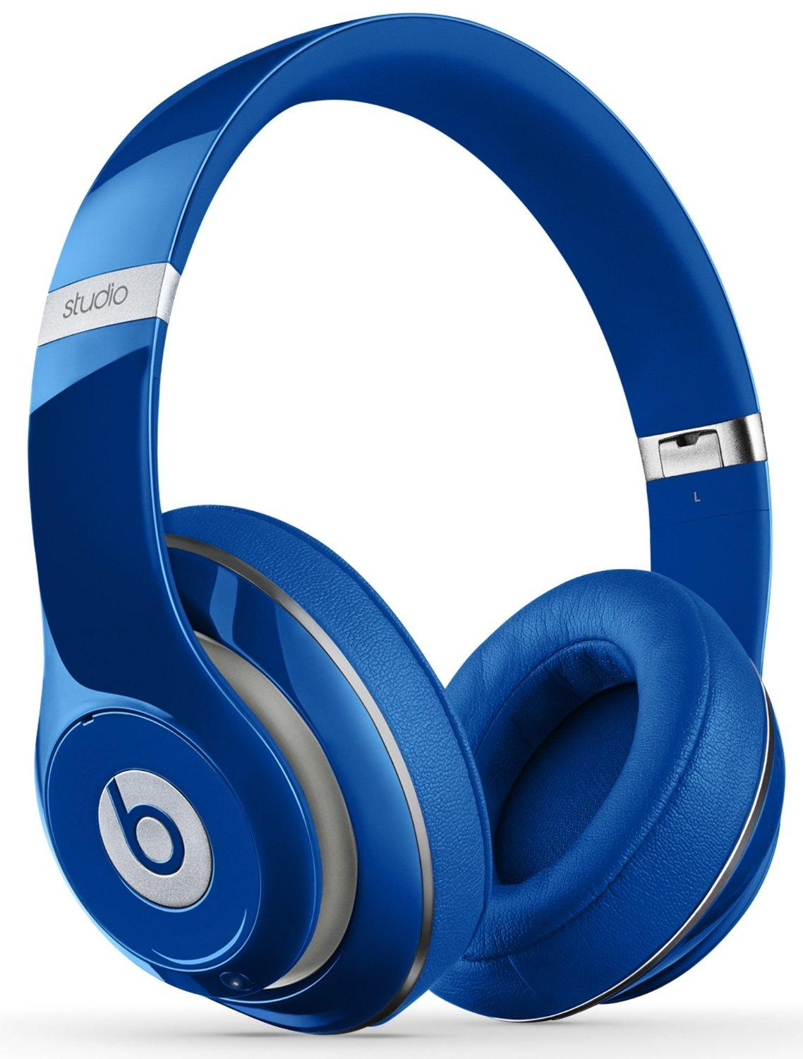 Beats by Dr.Dre-Studio 2.0 Over-Ear Headphones - Blue