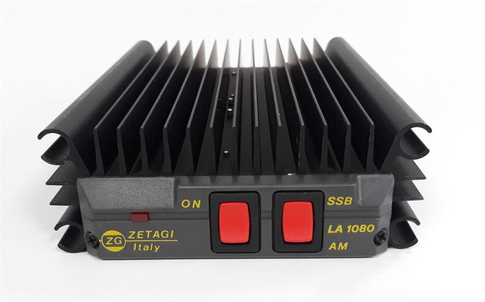 ZETAGI LA1080V VHF POWER AMPLIFIER