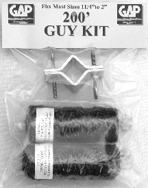 GAP Antenna Guy Kit 200 ft