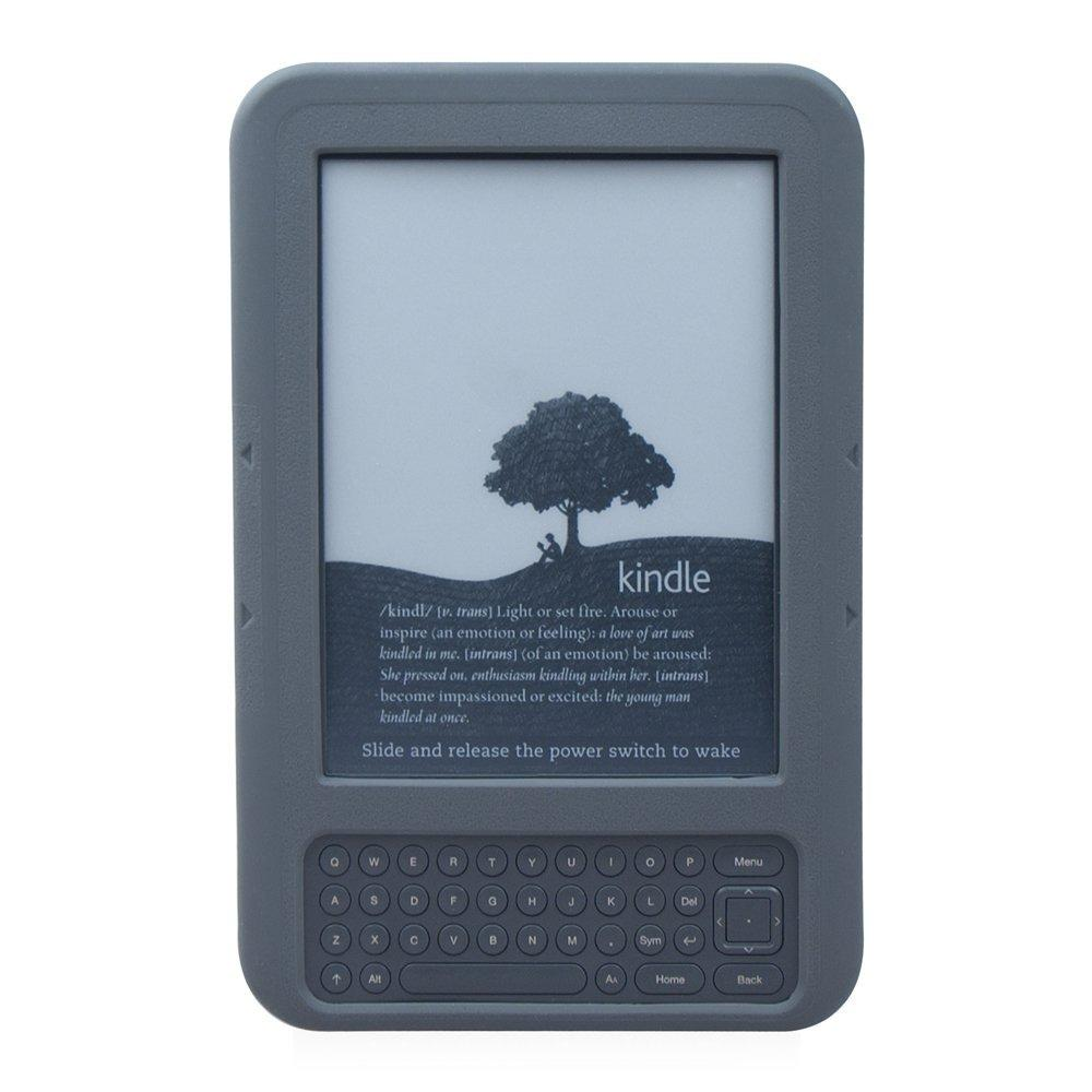 Marware SportGrip Fitted Silicone Kindle Case - Graphite
