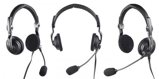 HEIL PRO MICRO DUAL SIDE HEADSET WITH BOOM MICROPHONE