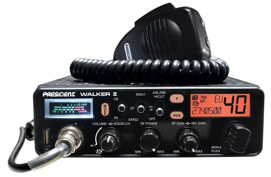 President WALKER-2 Transceiver CB Mobile