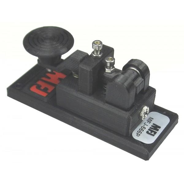 MFJ-566P - MINI KEY PADDLE WITH PLASTIC BASE