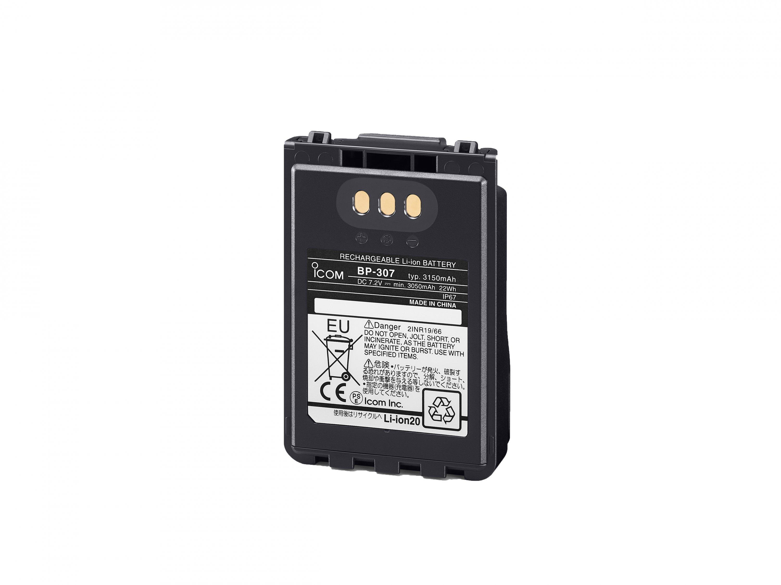 BP-307 LITHIUM ION BATTERY PACK