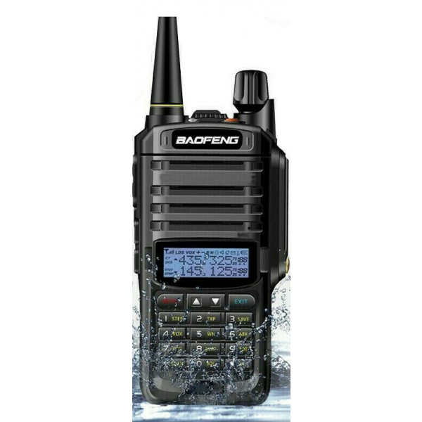 BAOFENG UV-9R PLUS DUAL BAND HANDHELD LATEST VERSION