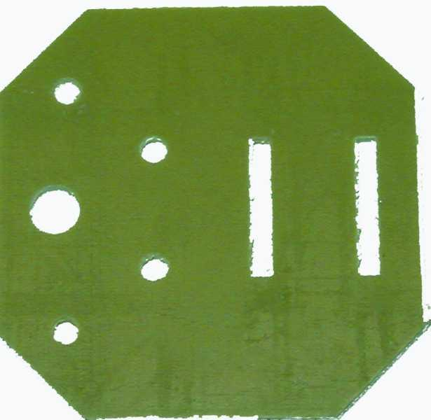 MFJ-16D01 450 Ohm Center Insulator