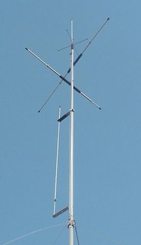 MA6V Cushcraft 6-band HF Vertical
