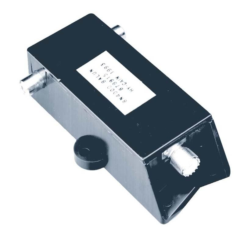 BN-4000B Beam Current Balun 1-54MHz 4kW SO-239