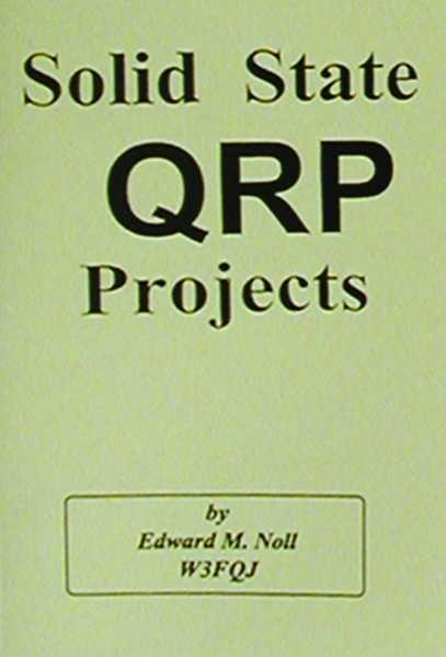 MFJ-3502  Solid State QRP Projects