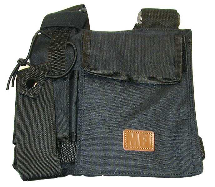 MFJ-18 - HamGear Chest Harness with Cargo pocket.