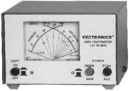 PM-30 Vectronics VSWR WER Meter 1.8-60 MHz