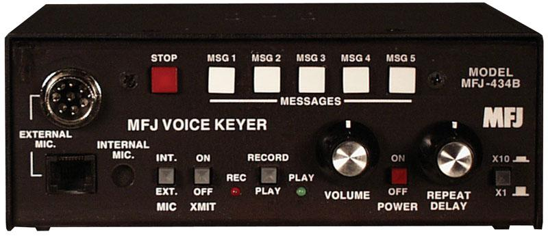 MFJ-434B Contest Voice Keyer