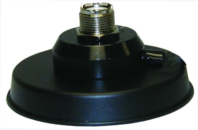 MFJ-335BS 127mm (5in) Magnetic Mount with SO-239 socket & 5m 50