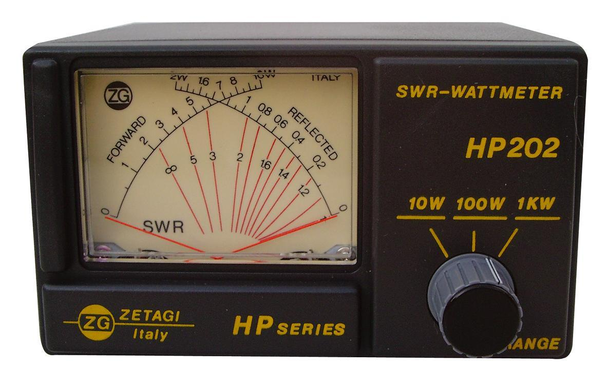Zetagi HP-202 SWR/Power Meter