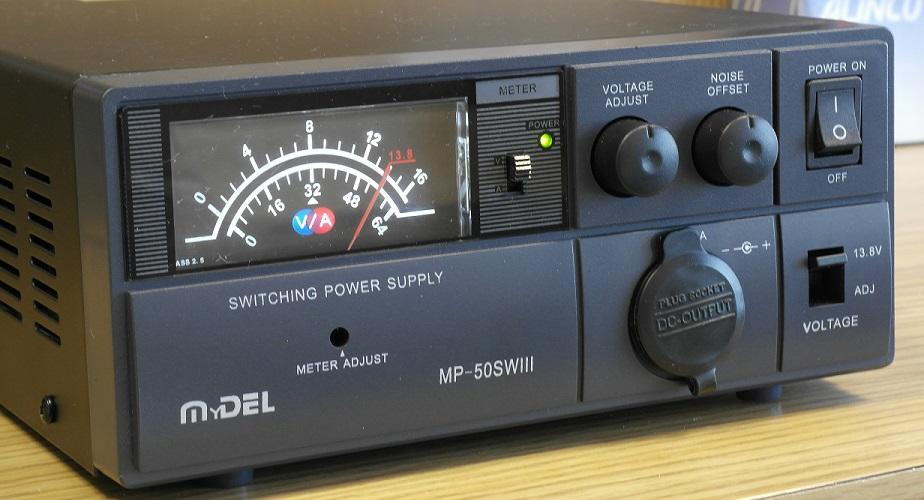 MyDEL MP-50WII 40-50Amp Switch Mode Power Supply2