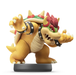 Amiibo Super Smash Bros Collection Bowser 1