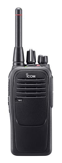 Icom IC-F29SR Professional PMR446 Licence Free Two Way Radio