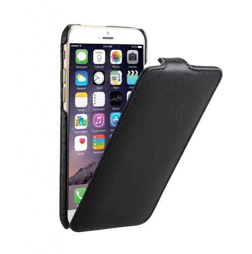 Decoded Case iPhone 6 Leather Flip Black
