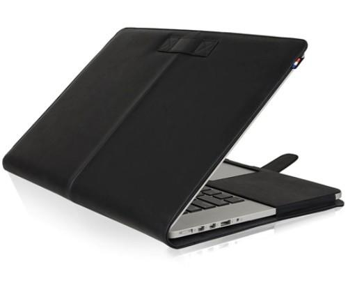 Decoded Case MacBook Pro 13 Retina Leather Slim Cover