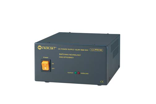 Microset PTS-150 55 Amp Switch Mode Fix Voltage Power Supply