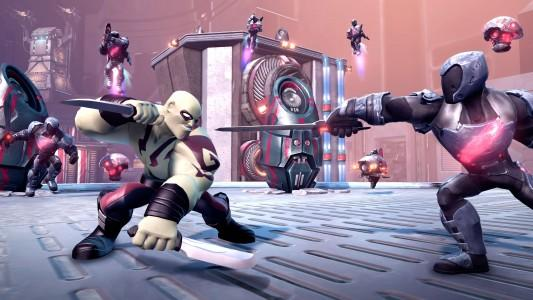 Disney Infinity 2.0: Drax Interactive Game Piece s3