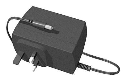 UK Power Supply for Optoelectronics Digital Scout