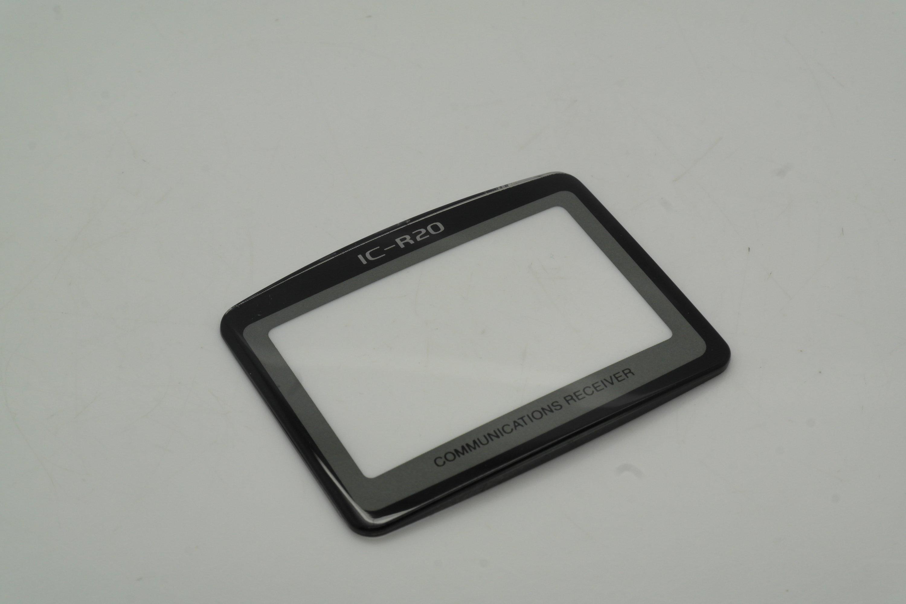 Replacement Window Plate for Icom ICR20