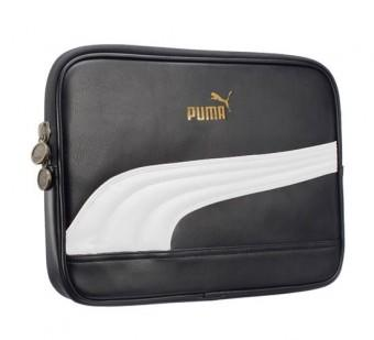 Puma Sleeve Laptop Formstripe 13 Black / White