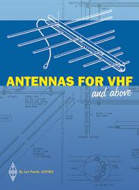 AFVA-BK Antennas for VHF and Above