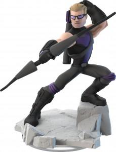 DISNEY INFINITY 2.0: HAWKEYE INTERACTIVE GAME PIECE S1