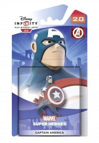 Disney Infinity 2.0: Captain America Interactive Game Piece