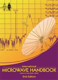 International Microwave Handbook - 2nd Edition Edited by Andy Ba