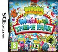 Moshi Monsters 2 Moshlings Theme Park Nintendo DS
