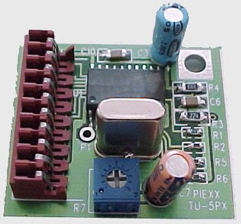 Piexx TU-5px Tone Encoder for the TS-711/811A