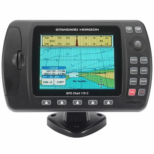Standard Horizon CP175C 6in GPS Colour Chart Plotter