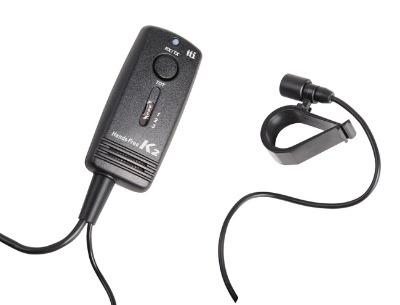 TTI THF-100 Hands Free Microphone For 6 Pin TTI Radios