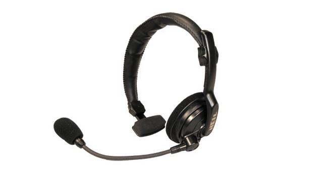 Heil Pro Micro Single Side Headset with Boom Microphone