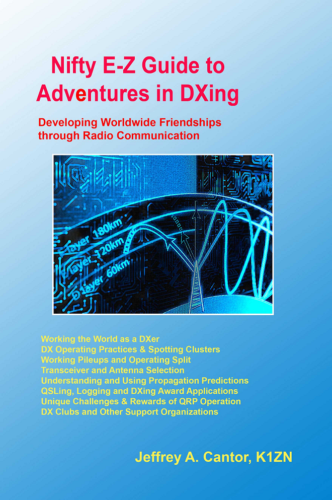Nifty E-Z Guide to Adventures in DXing 1
