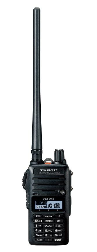Yaesu FTA-250L 8.33kHz Narrow Band capable