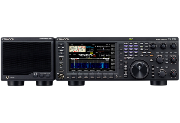 Kenwood TS-890 HF/50MHz/70MHz Transceiver 2