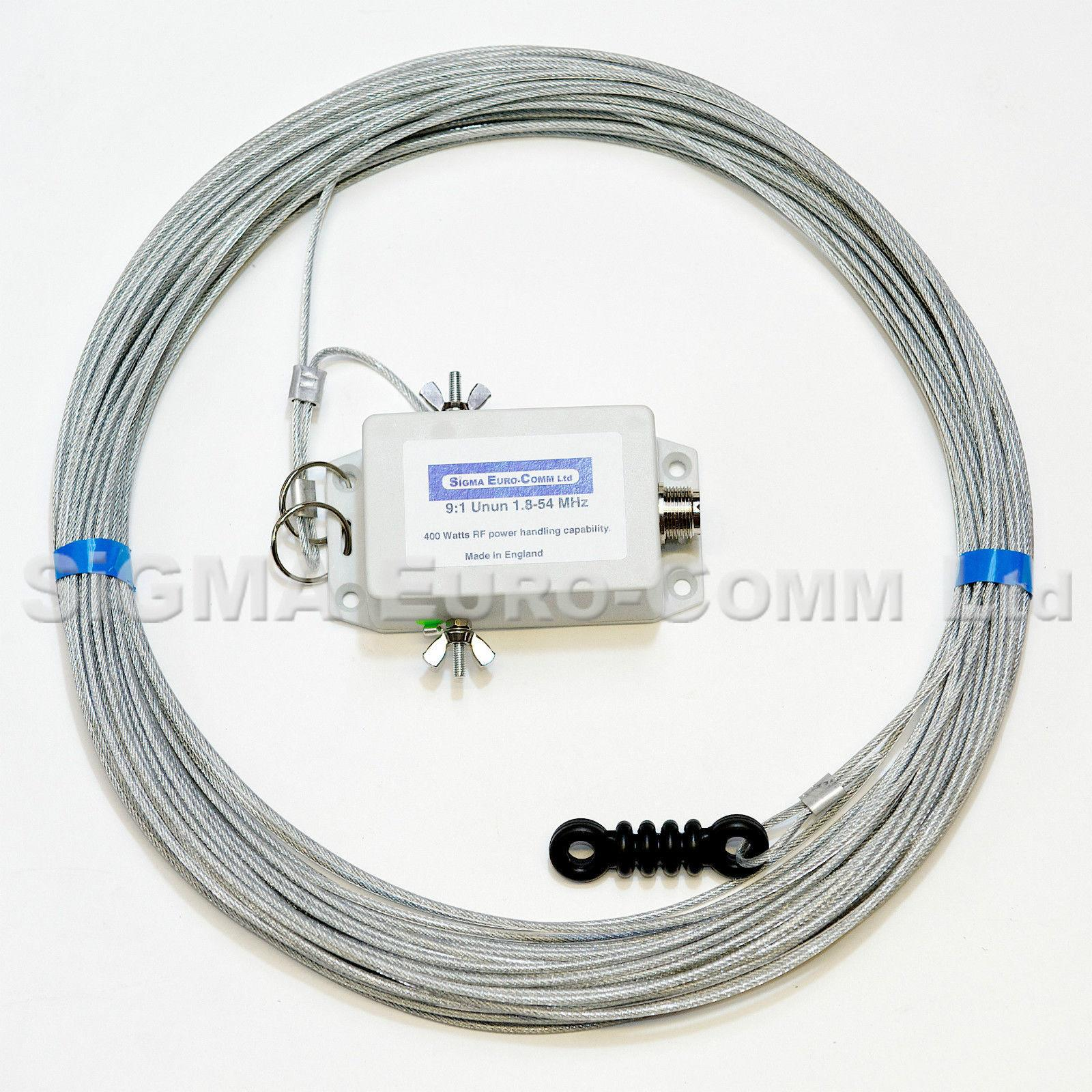 LW-10 HF 40 -6m Multiband Long Wire Antenna / Aerial