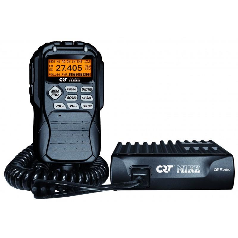 CRT Mike Multi-Standard AM & FM CB Radio with Mic