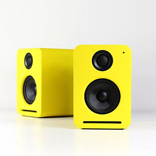 Nocs NS2 Air Monitors V2 Bookshelf Speaker - Yellow