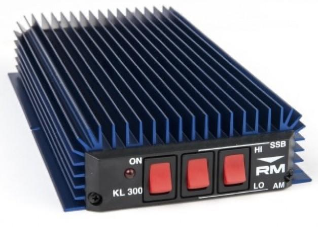 R.M KL300 HF Linear Amplifier Max 150W AM/FM, Max 300W SSB
