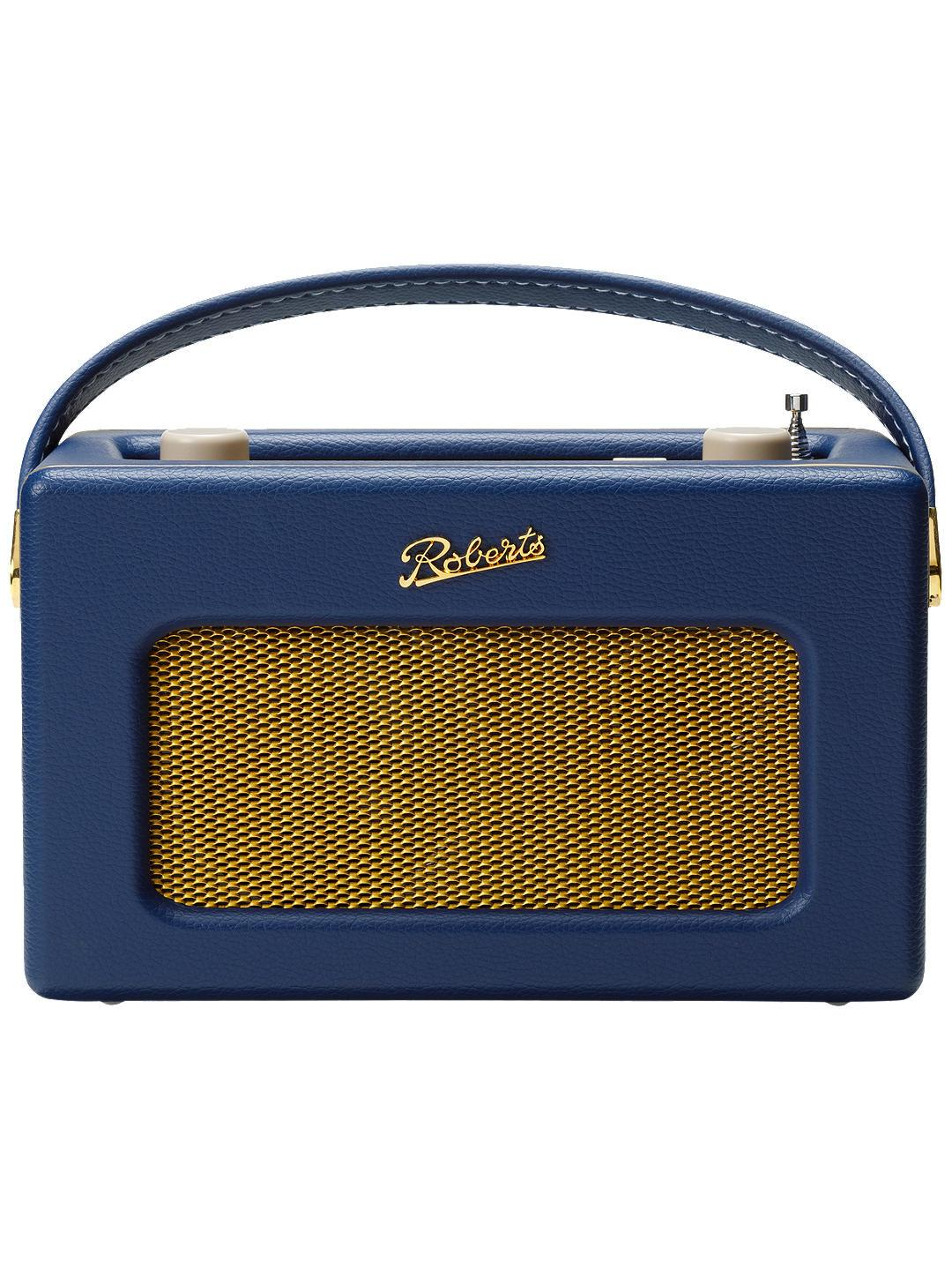 ROBERTS REVIVAL iSTREAM 3 SMART RADIO MIDNIGHT BLUE