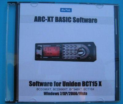 Software ARC-XT BASIC Windows Software