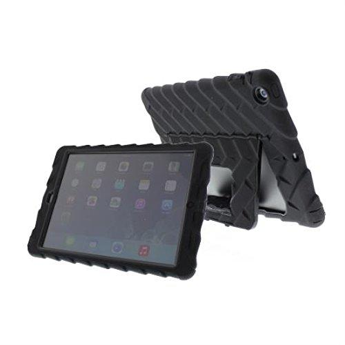 Gumdrop Case iPad 5 Hideaway Stand Black Dept iPad Cases GS-IPAD
