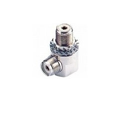 ?Surface Bulk Mount with Right Angled SO239 Fitting 1