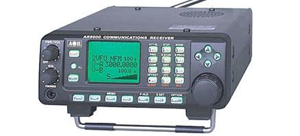 AOR communications Receivers