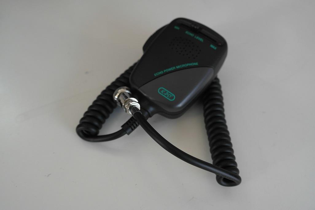 Second Hand KPO NM452 Power Echo Microphone for CB radios 1